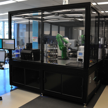 lab automation workcell