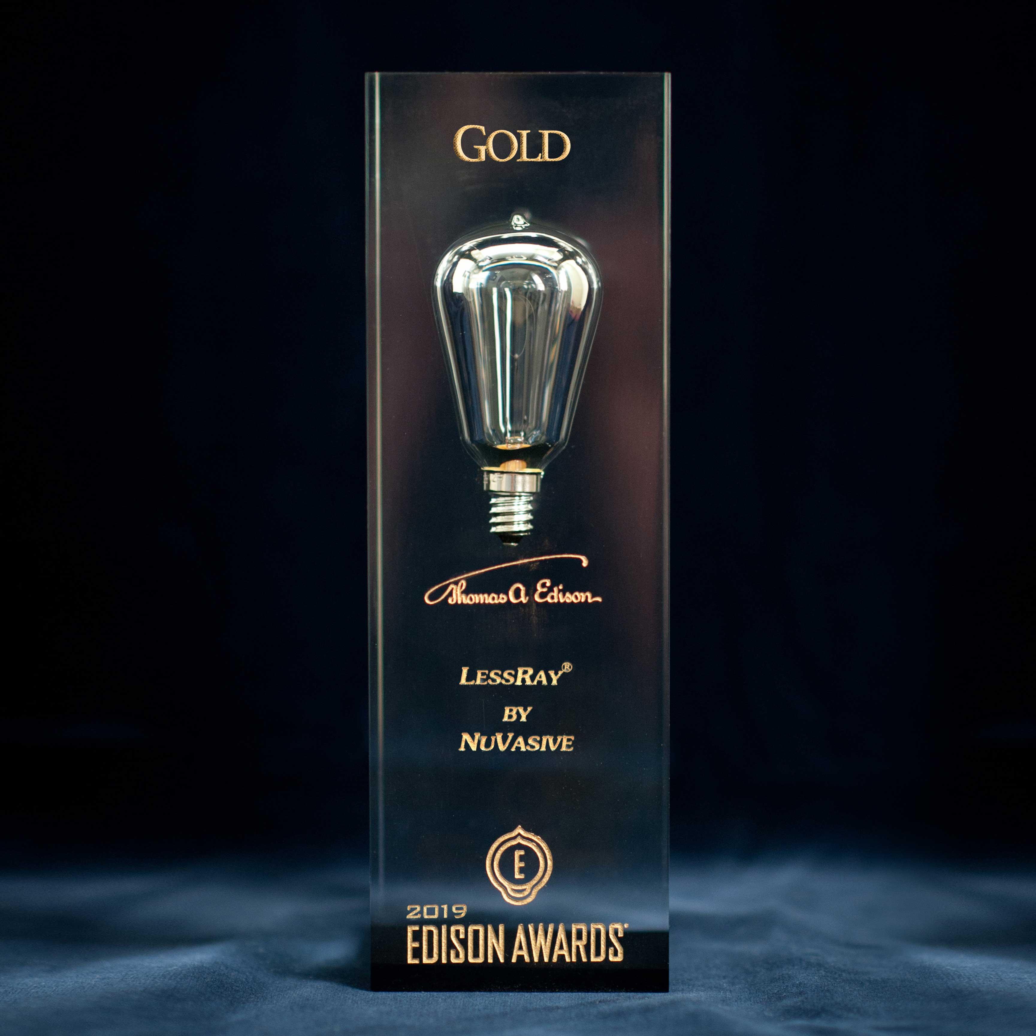 NuVasive Wins Edison Product Development Award