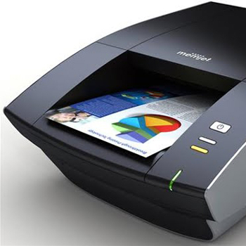 Memjet page wide array printer